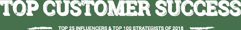 2018 Top Customer Success